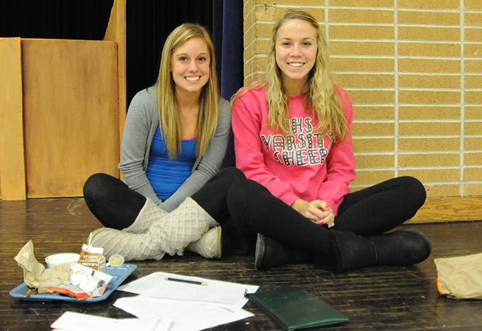 Ida students show compassion for others