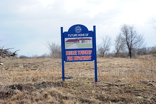 Dundee Township fire hall project moving ahead