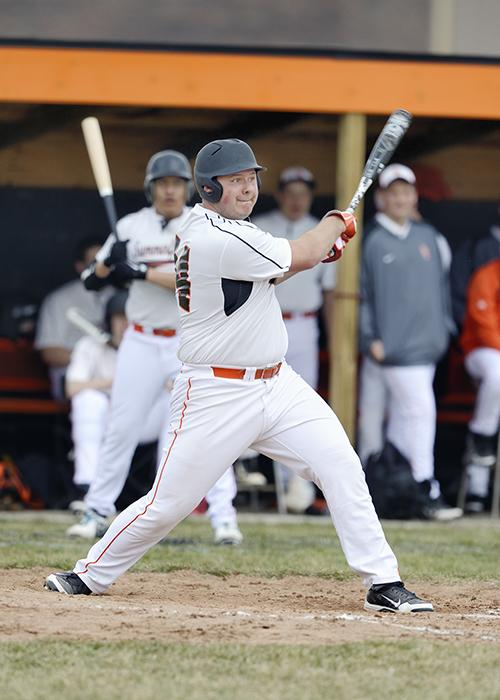 Bulldogs start varsity baseball season