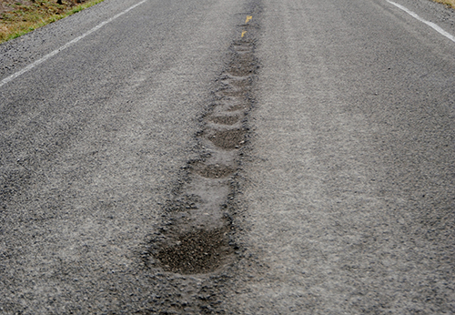 Township wants to stabilize roads