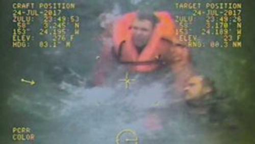 DHS grad, Alaskan skipper Trosvig saves crewmember