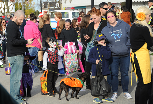 Downtown Halloween Bash offers free annual party with fun, treats