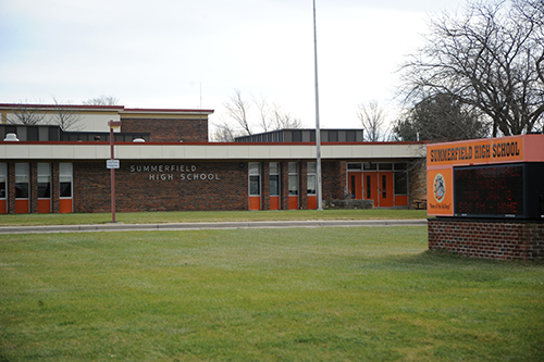 Summerfield school board seeks to fill vacancy