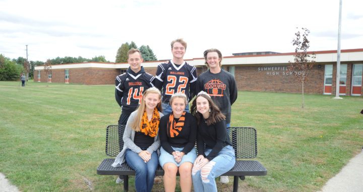 Summerfield conducts Homecoming events
