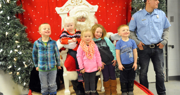 Santa skipping Dundee fire hall visit this year due to coronavirus pandemic