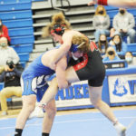 Dundee wrestling puts meets in the 'win' column